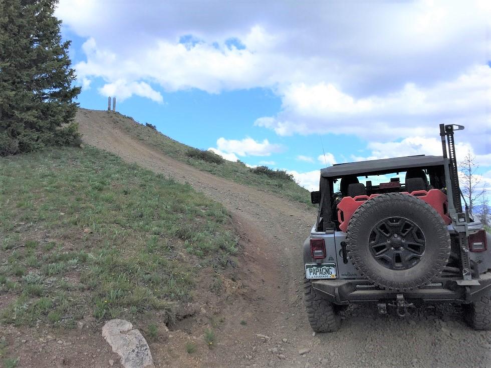Owl Mountain - Waypoint 6: Owl Mountain Summit