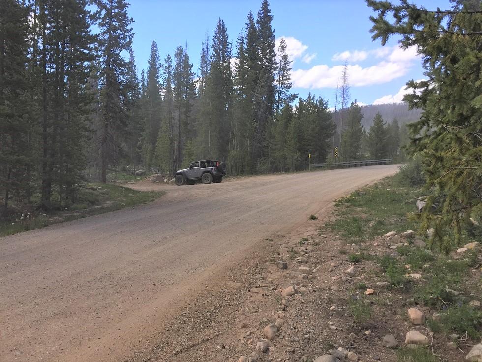 Owl Mountain - Waypoint 1: Owl Mountain Trailhead