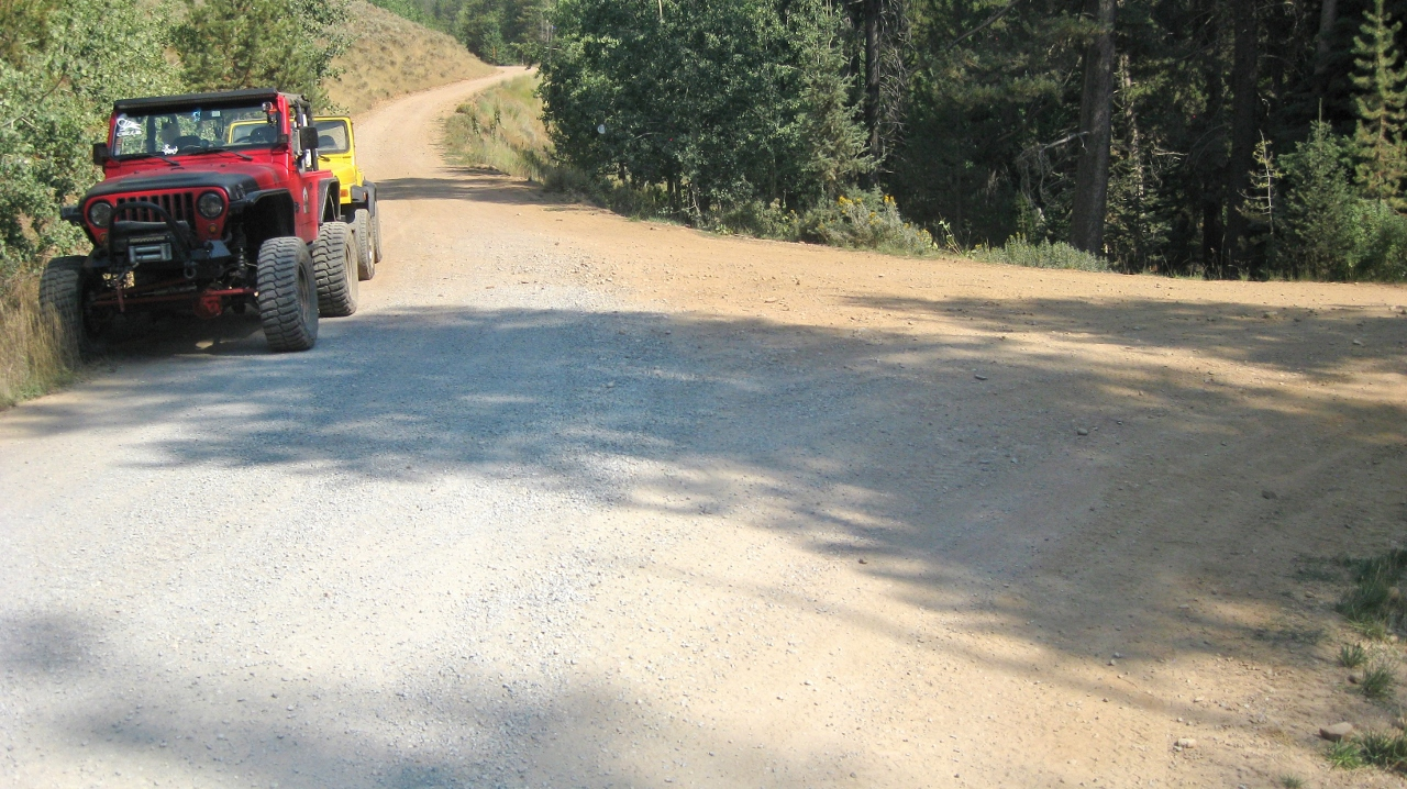 Bear Lake Summit Trail - Utah Offroad Trail