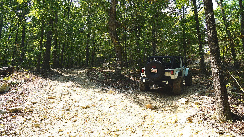 Sesame Street C3 - Hot Springs ORV Park - Arkansas Offroad Trail