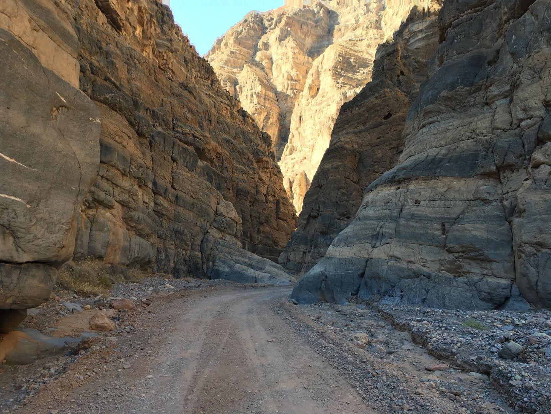 Highlight: Titus Canyon Road