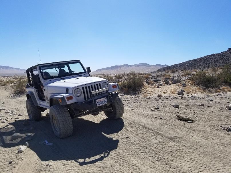 Highlight: Morongo Basin Desert Run Road - Johnson Valley