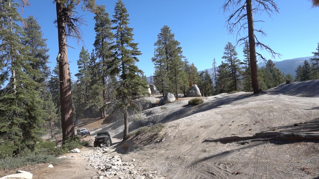 26E219 - Bald Mountain - Waypoint 4: Open Area