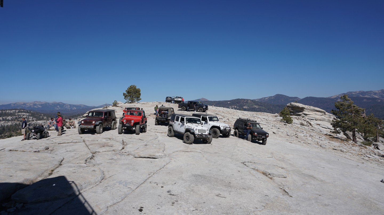 26E219 - Bald Mountain - Waypoint 1: Bald Mountain Trailhead / Lower Green Gate