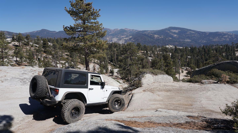 26E219 - Bald Mountain - Waypoint 17: Bear Rock