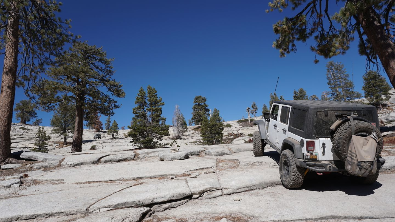 26E219 - Bald Mountain - Waypoint 19: Final Climb