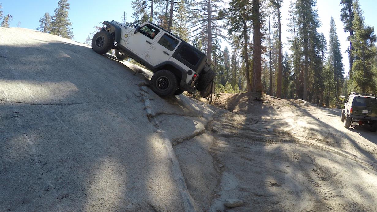 26E219 - Bald Mountain - Waypoint 3: Optional Steep Rock