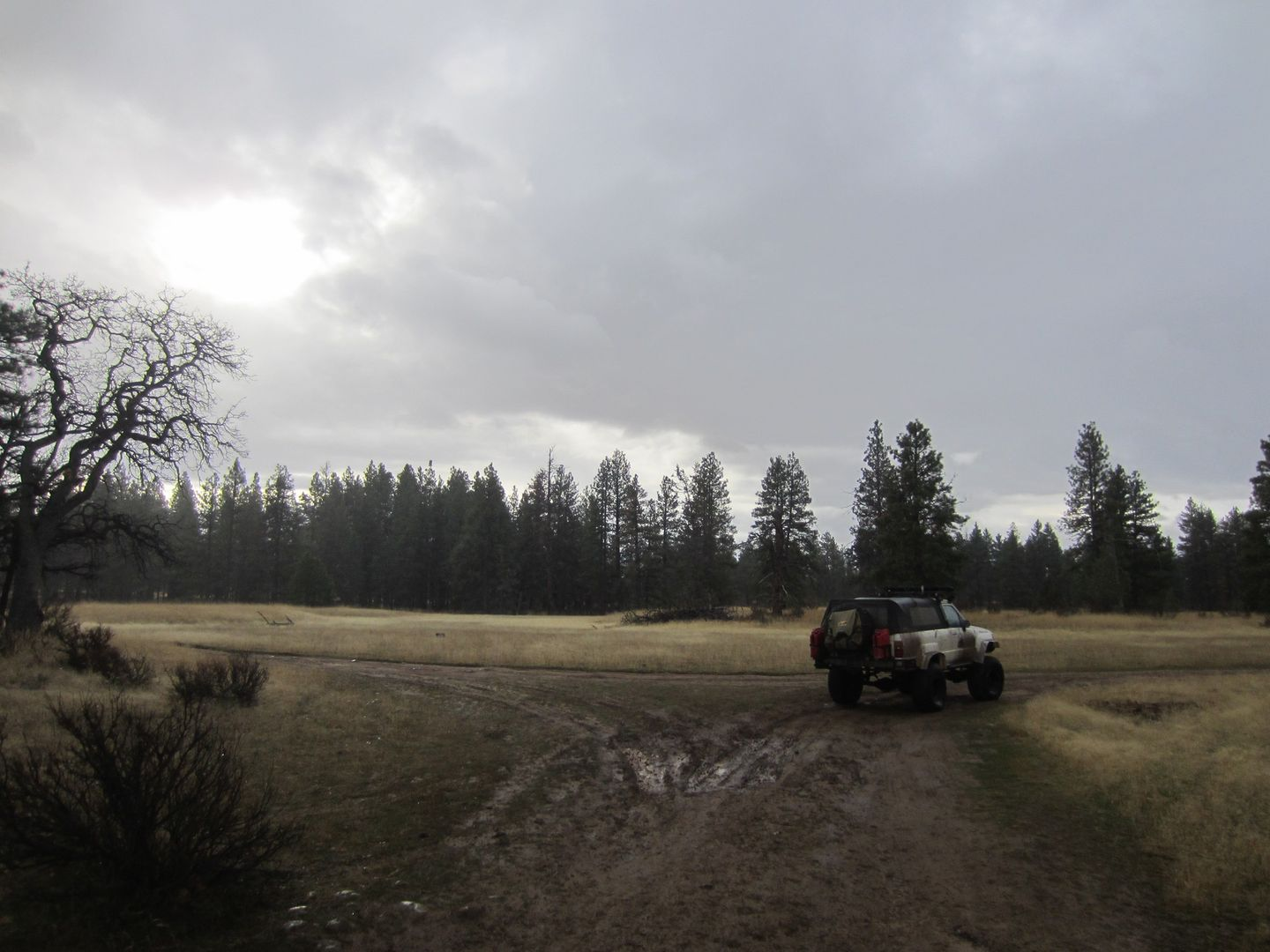 Barlow Trail - Waypoint 2: Stay Right