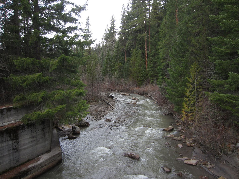 Barlow Trail - Waypoint 25: Go Over the Bridge