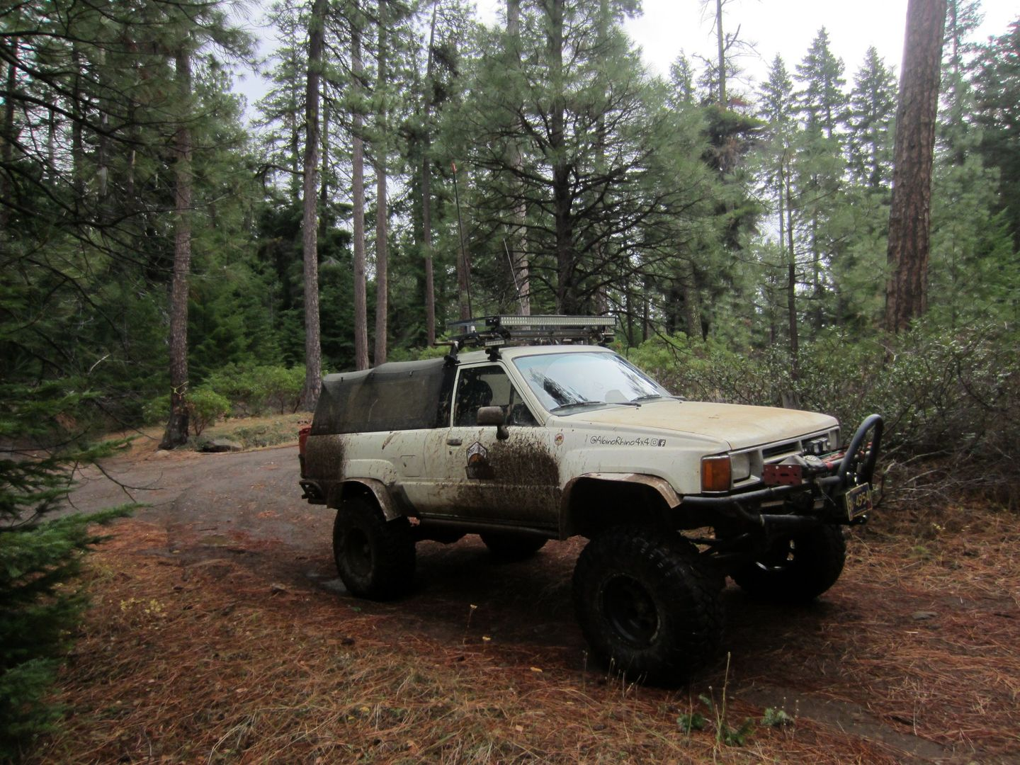 Barlow Trail - Waypoint 9: Continue Straight