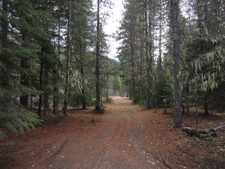 Barlow Trail - Waypoint 28: White River Station Campground