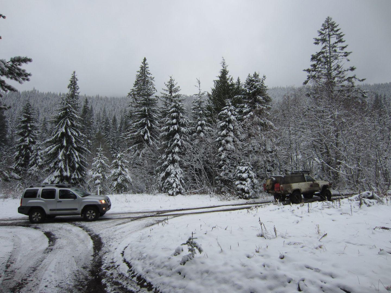 Barlow Trail - Waypoint 43: Devil's Half Acre Campground