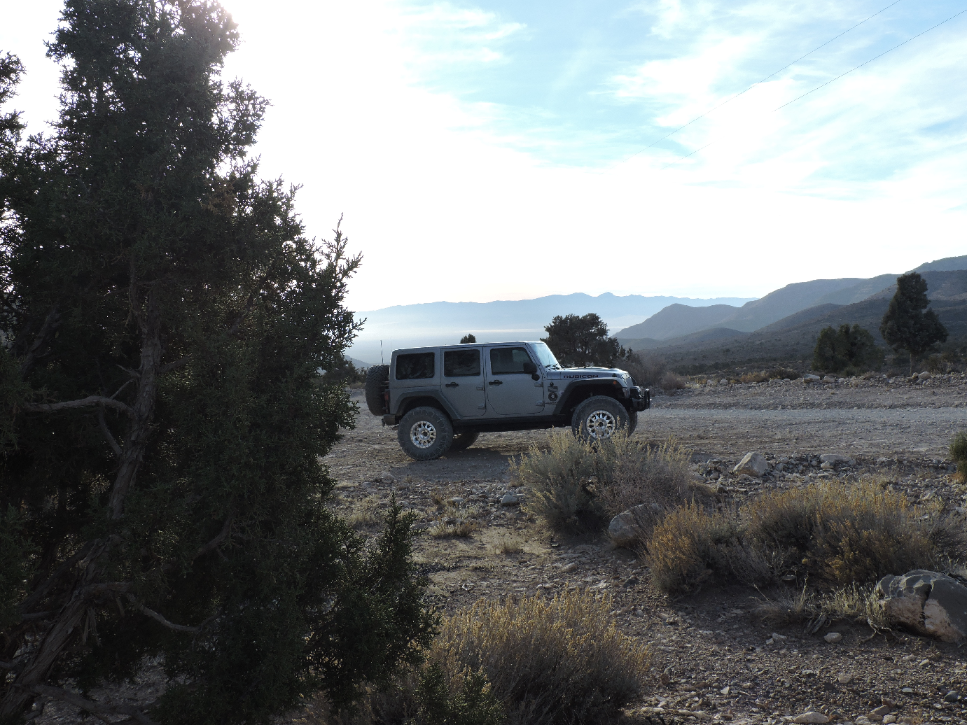Highlight: Trout Canyon Road