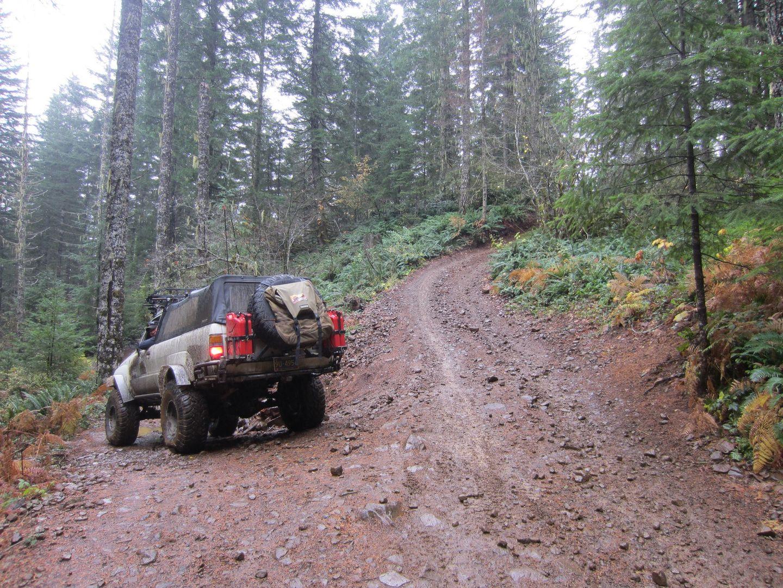 Highlight: University Firepower Part 2 / Tillamook State Forest