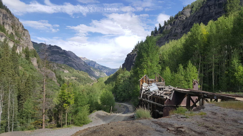 Engineer Pass - Waypoint 4: Michael Breen Mine