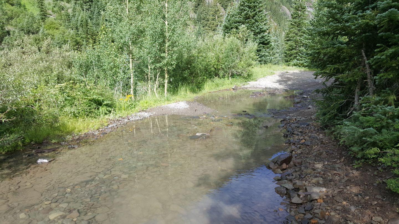 Engineer Pass - Waypoint 5: Stream Crossing