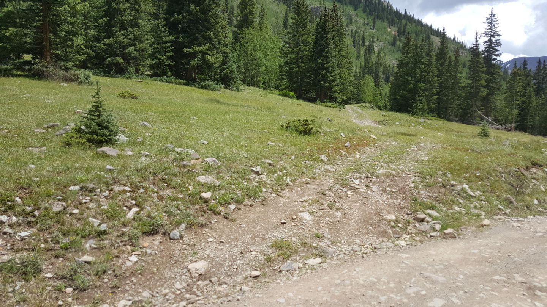 Engineer Pass - Waypoint 23: Unauthorized Trail