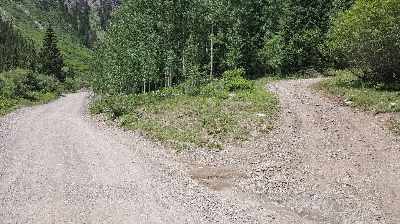 Engineer Pass - Waypoint 24: Unauthorized Trail