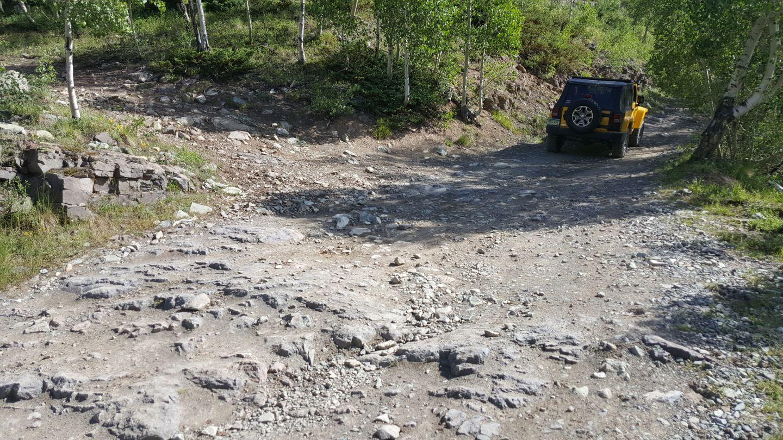 Engineer Pass - Waypoint 7: Unknown Spur