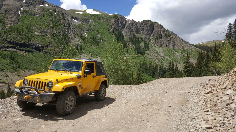 Engineer Pass - Waypoint 20: Unauthorized Trail