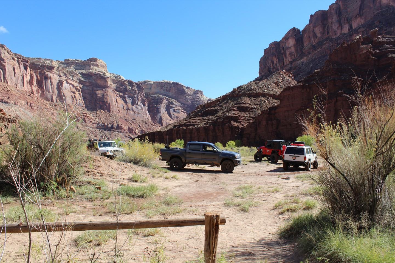 Camping: Hidden Splendor