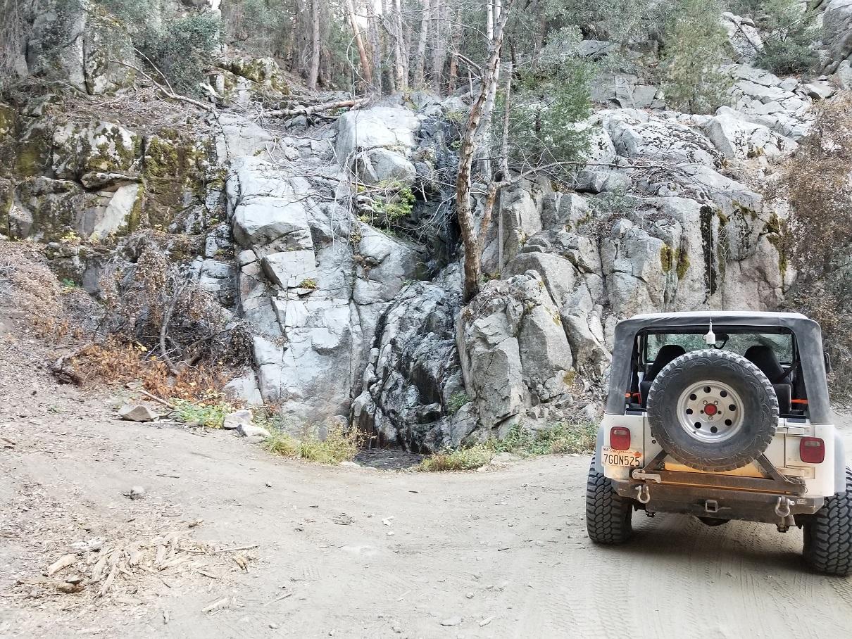 Highlight: Middle Control Road - Big Bear