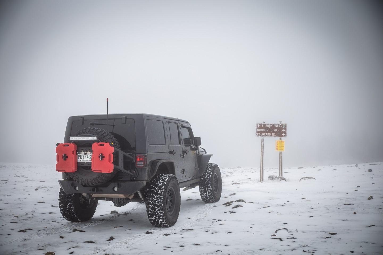 Trail Review: Georgia Pass