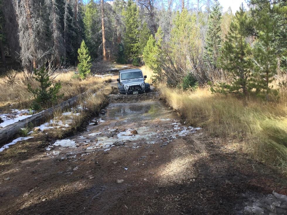 Trail Review: Green Ridge Trail