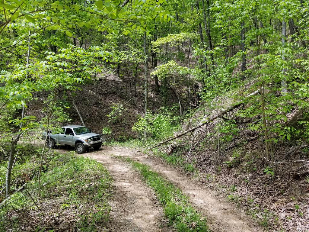 Forest Service Road 97 - Georgia Offroad Trail