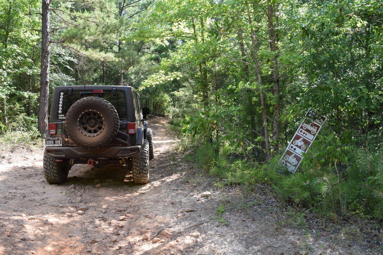 Barnwell Mountain Recreation Area: Pine Hill Run - Texas ...