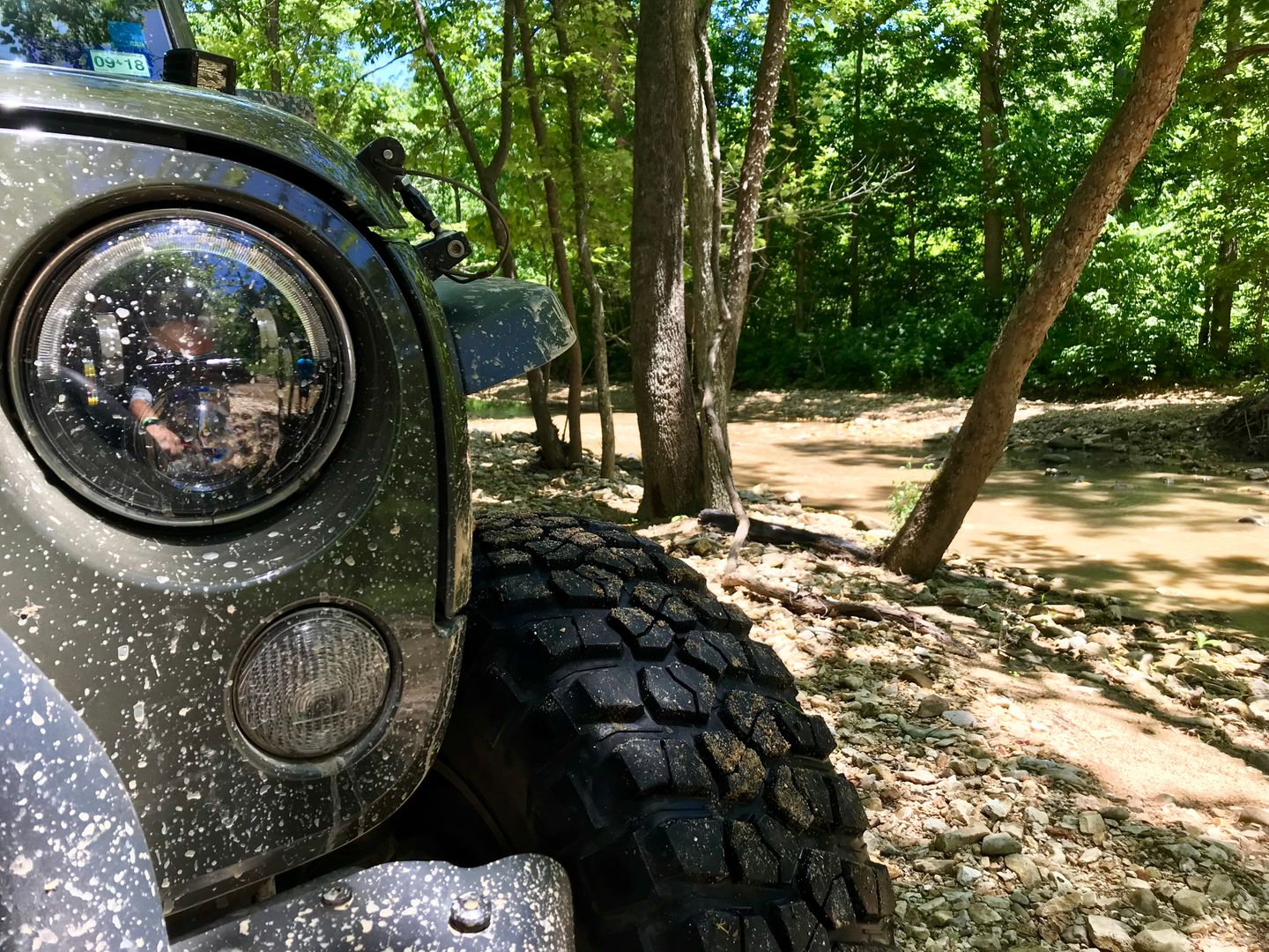 Highlight: Southern Missouri Off-Road Ranch: Pee-Wee's Crossing