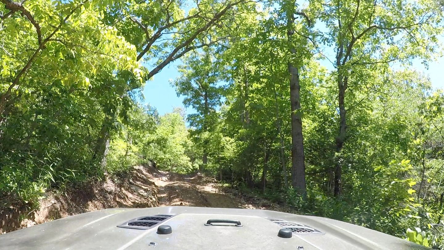 Highlight: Southern Missouri Off-Road Ranch: Guard Rail