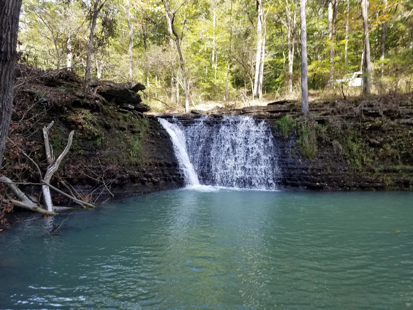 Trail Review: Creek Road - Spainhour Falls