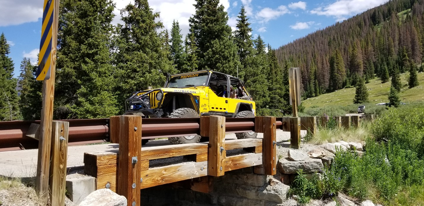 Trail Review: Alpine Tunnel East