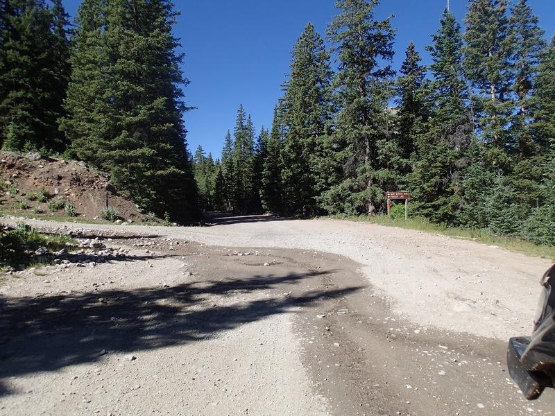 Alpine Tunnel East - Waypoint 5: Pomeroy Lake Trail