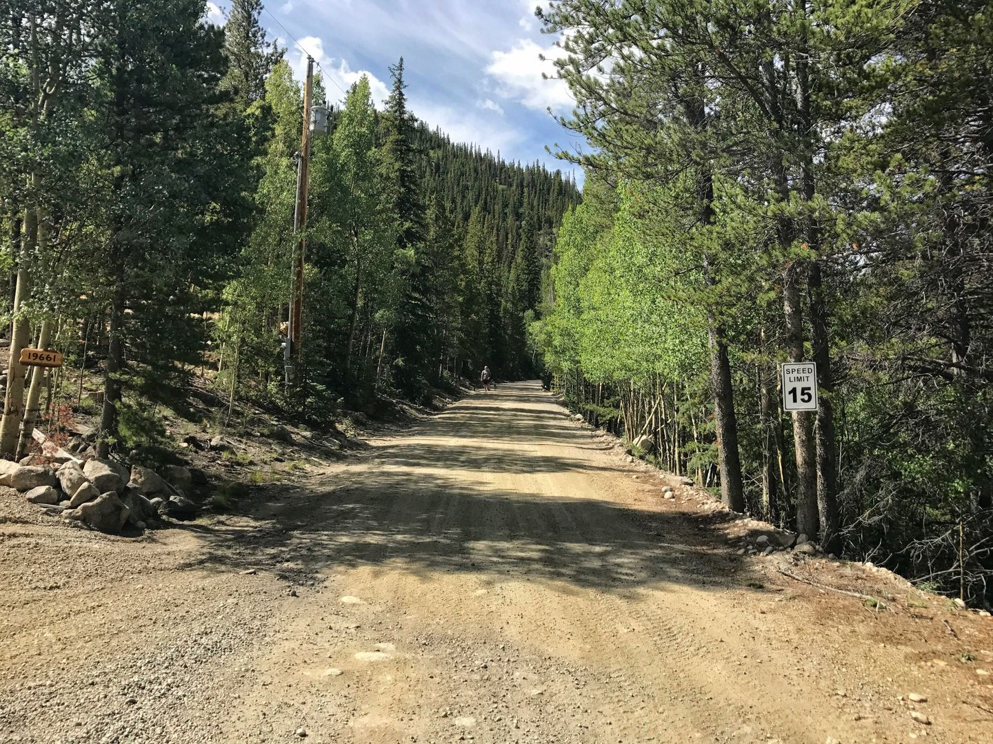 Alpine Tunnel East - Waypoint 2: Grizzly Lake Trail