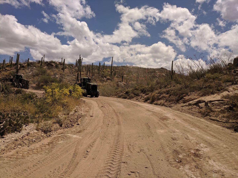 Trail Review: Redington Pass