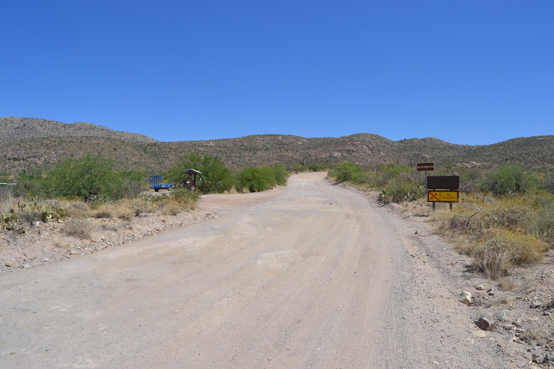 Redington Pass - Waypoint 5: Information Kiosk (Stay Right)