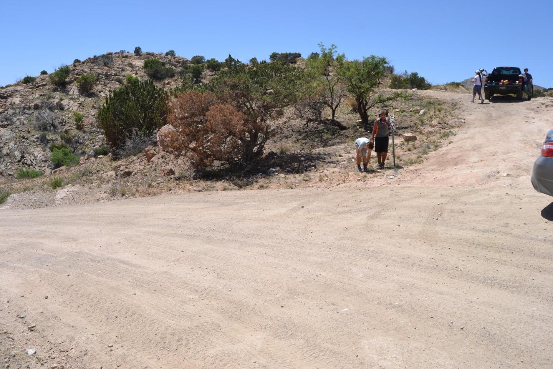 Redington Pass - Waypoint 13: FR#4436 (Stay Right)
