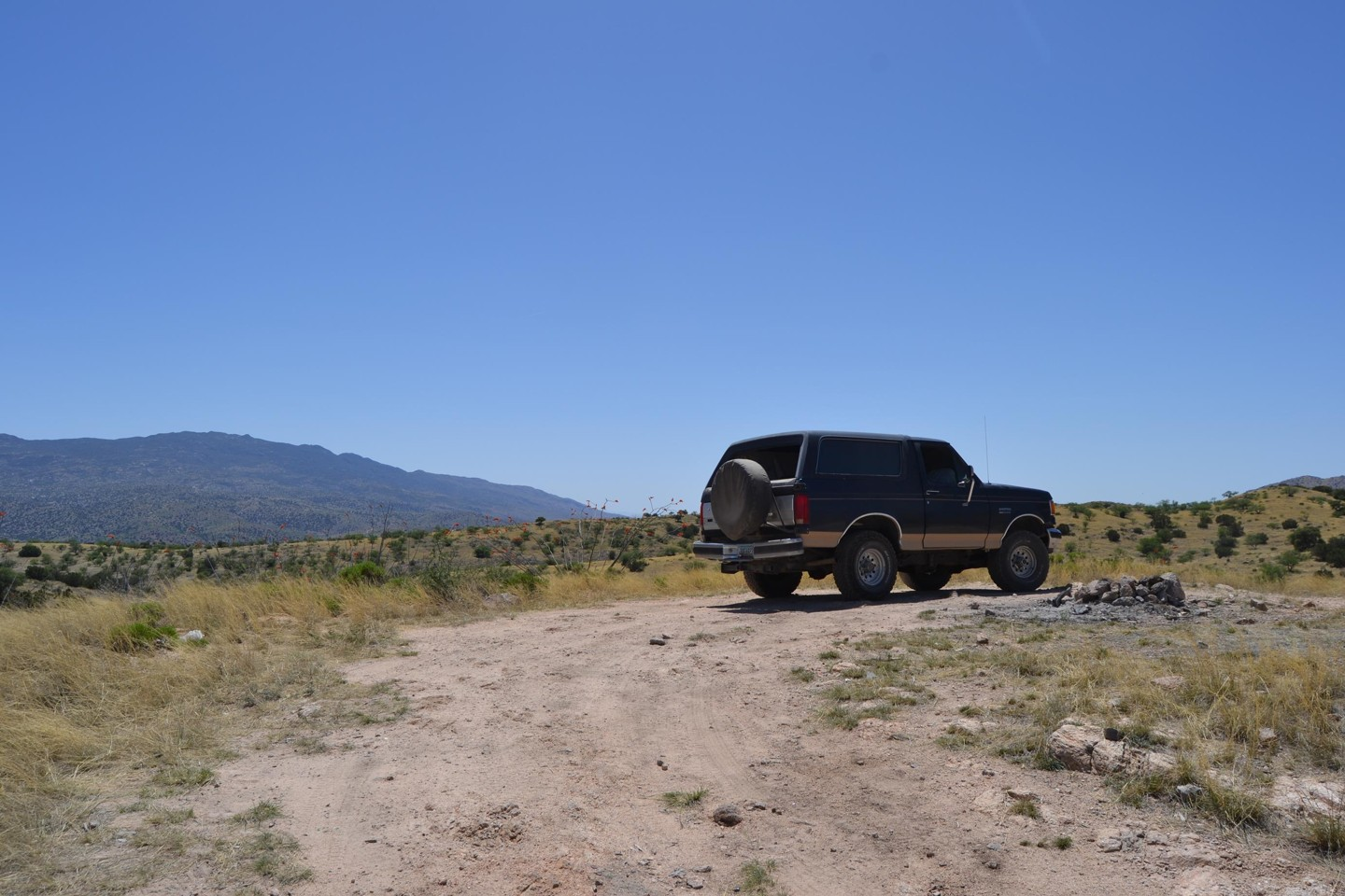 Redington Pass - Waypoint 19: Hilltop Camp Site(Out and Back) #2