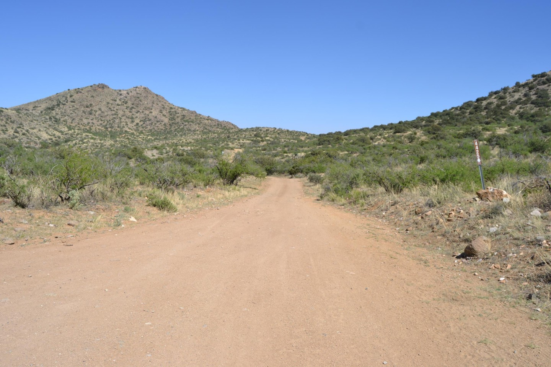 Redington Pass - Waypoint 30: FR#4425 (Stay Left-North)