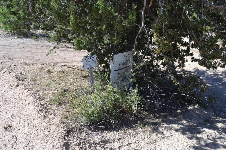 Redington Pass - Waypoint 34: A-7 Ranch Turnoff (Stay Left)