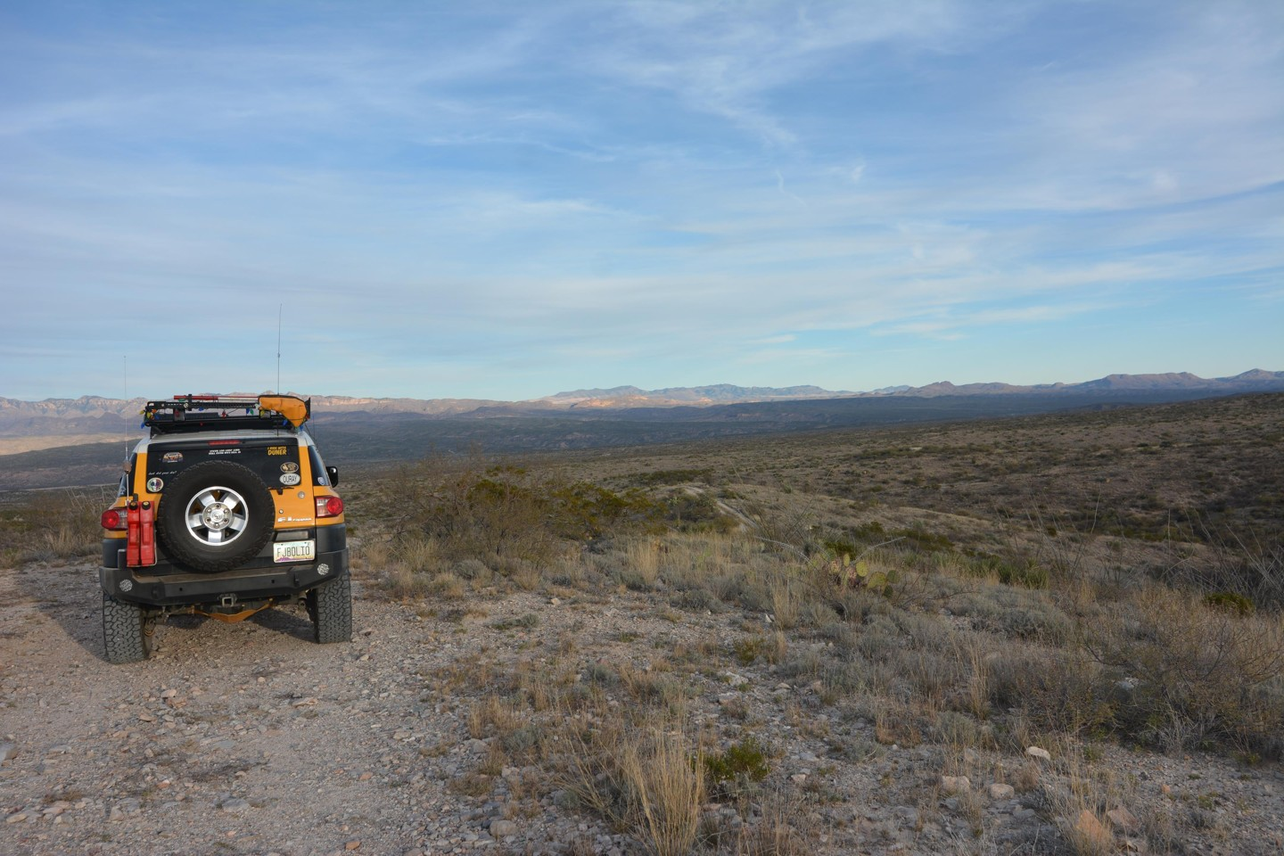 Redington Pass - Waypoint 42: Short Road to Water Tank (Stay Left)