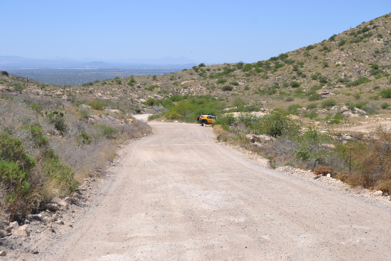 Redington Pass - Waypoint 10: Shooting Area #3 (Continue Straight)