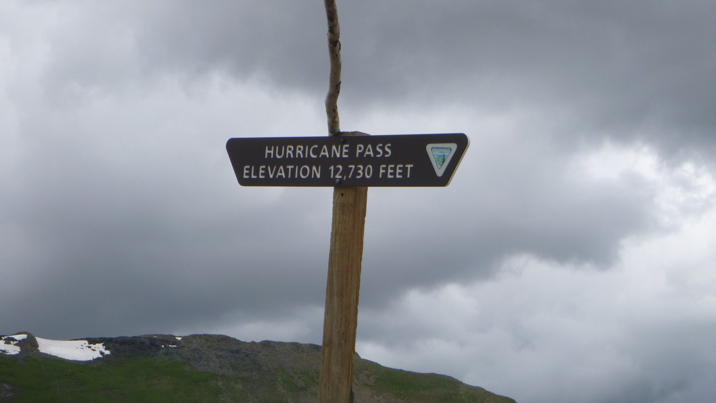 Trail Review: Hurricane Pass