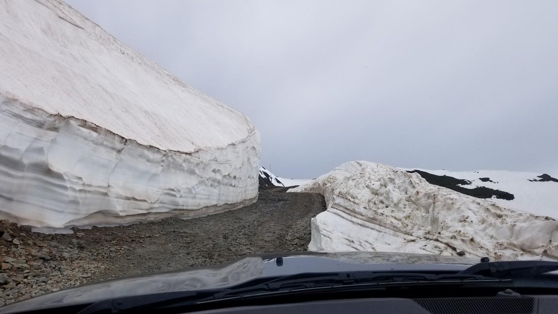 Trail Review: Hurricane Pass