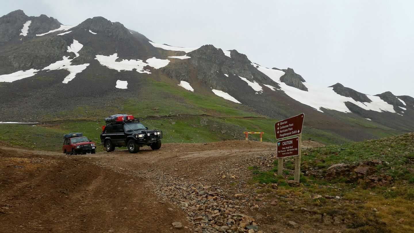 Hurricane Pass - Waypoint 5: End of Trail