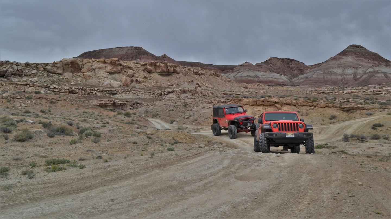 Highlight: Orange Trail