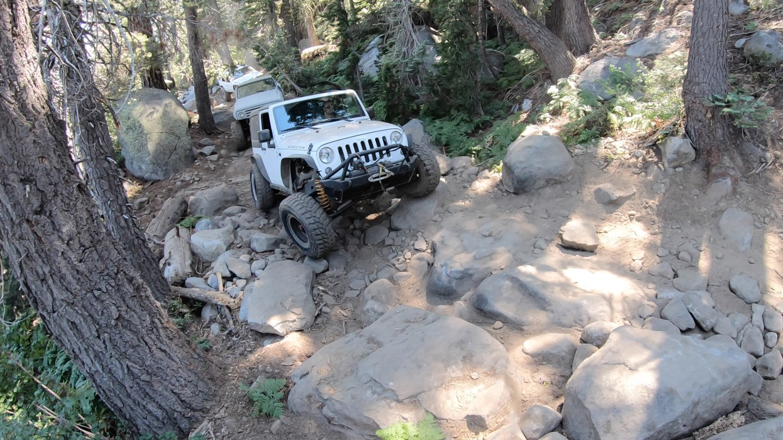 Trail Review: Old Sluice