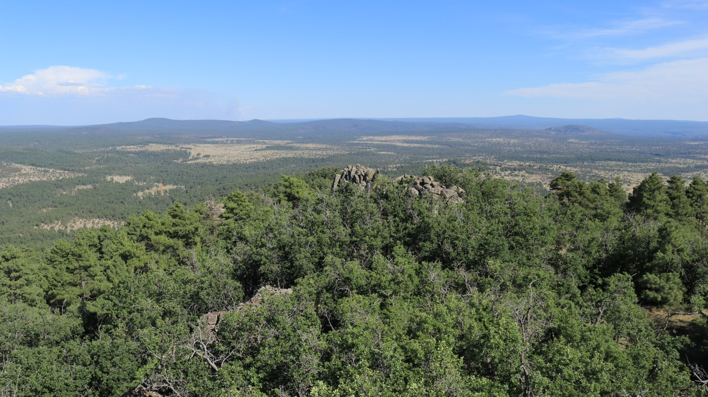 Highlight: Apache Maid Lookout